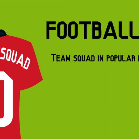 Football Squad | Football Squad Banner