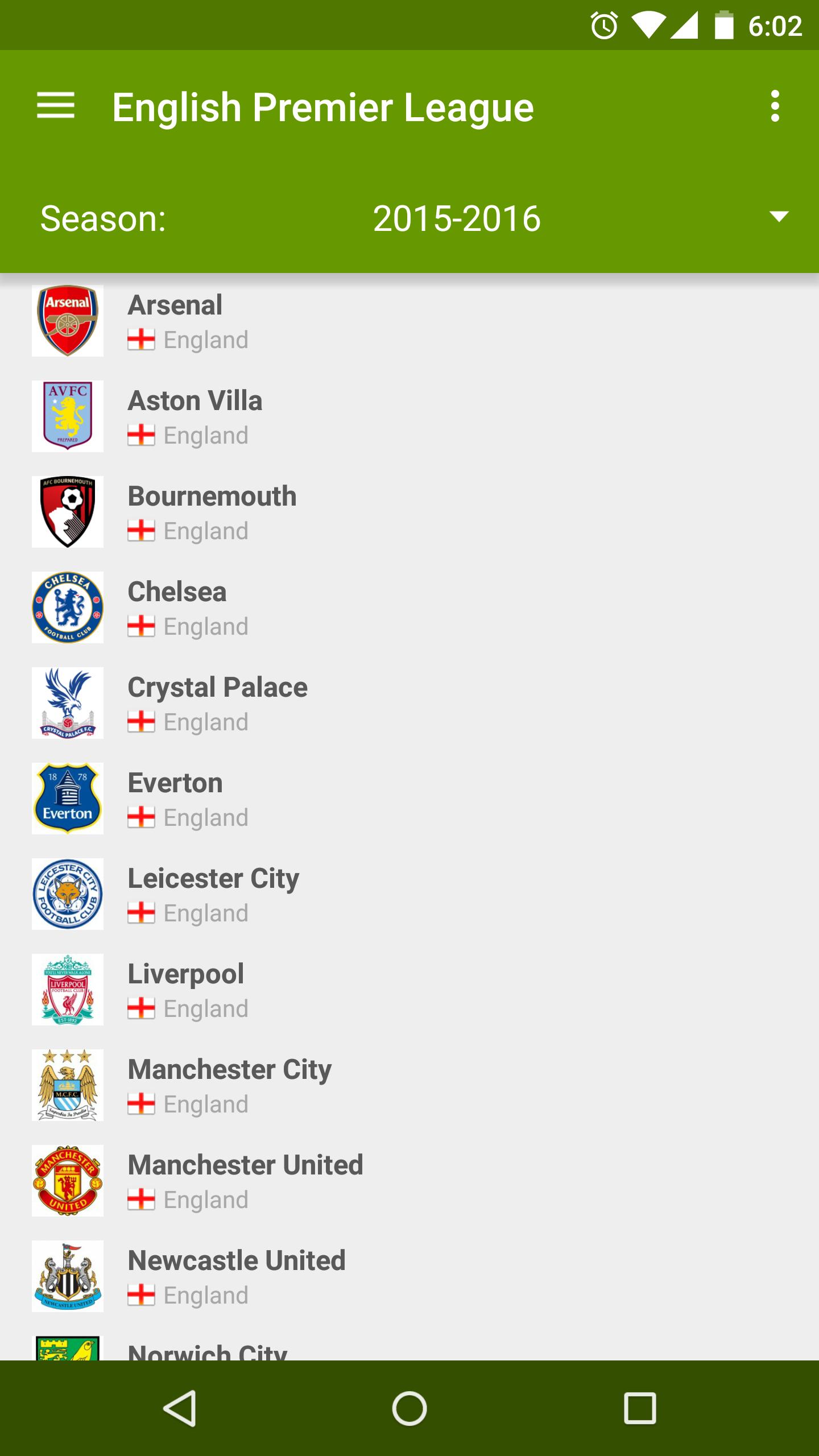 Football Squad | Screenshot 2