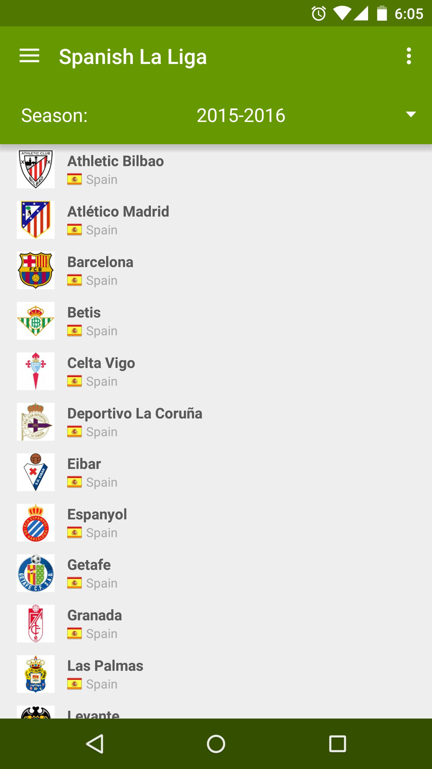 Football Squad | Screenshot 3