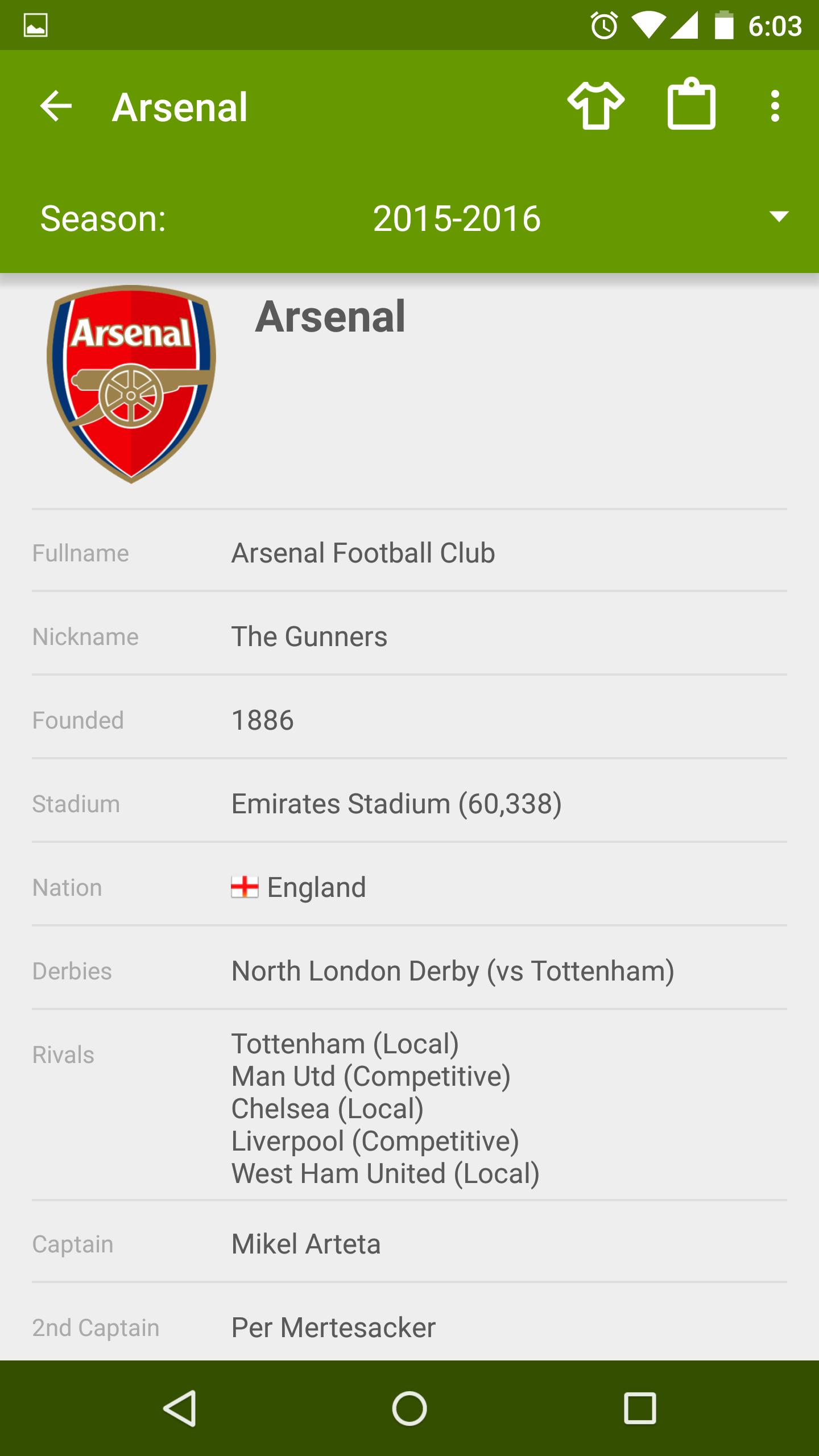 Football Squad | Screenshot 5