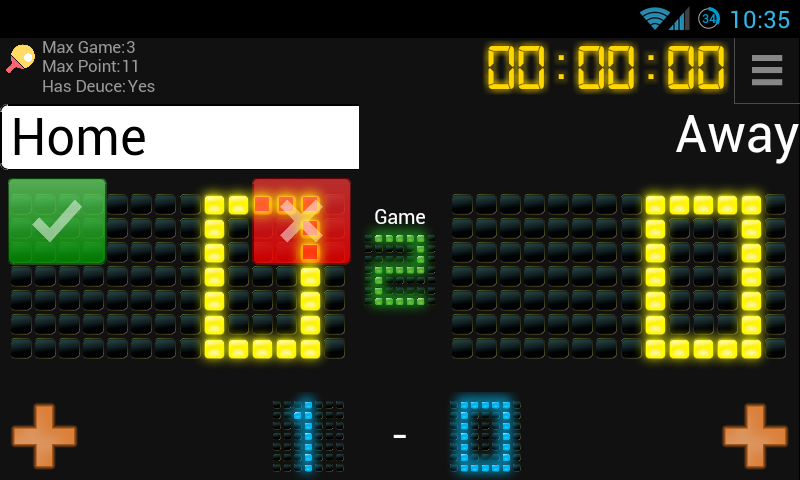 ScoreTrack | Screenshot 3