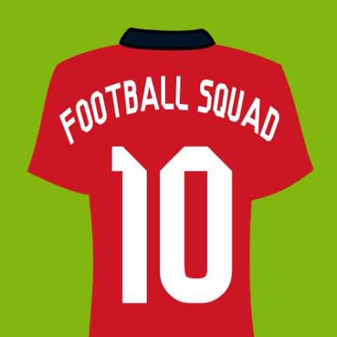 Football Squad | Football Squad Logo