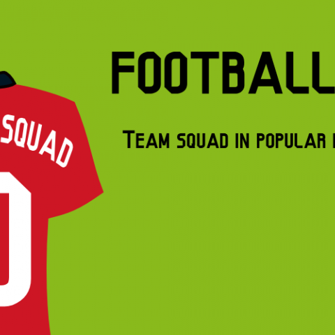 Football Squad | Football Squad Banner