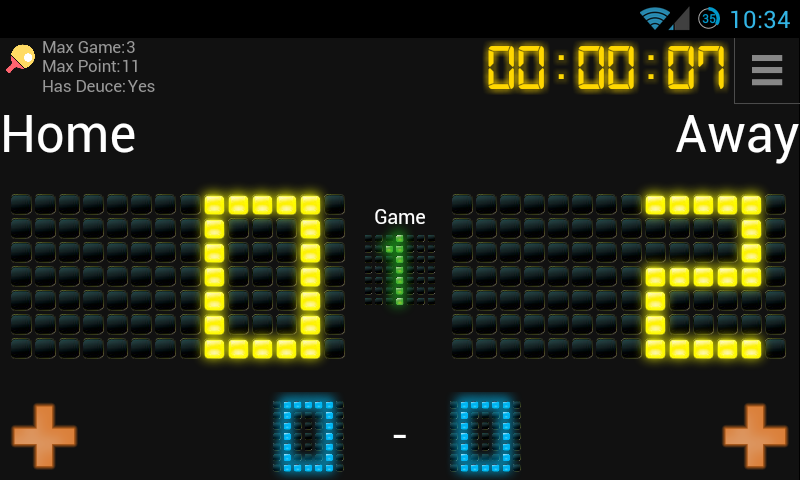 ScoreTrack | Screenshot 2